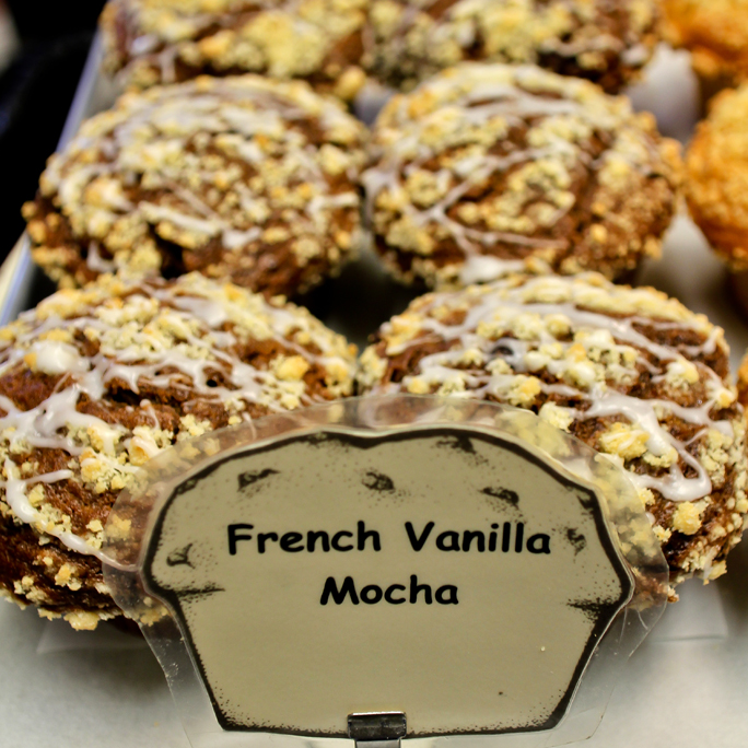 French Vanilla Mocha
