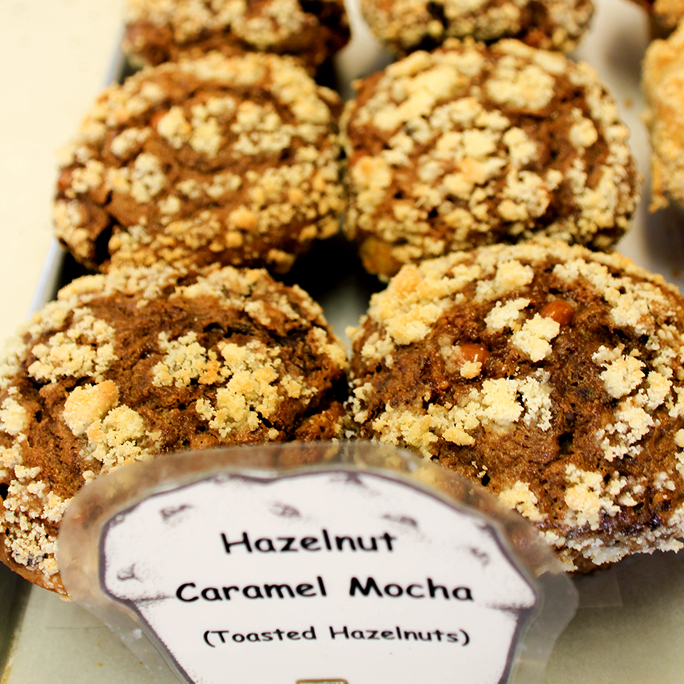Hazelnut Caramel Mocha