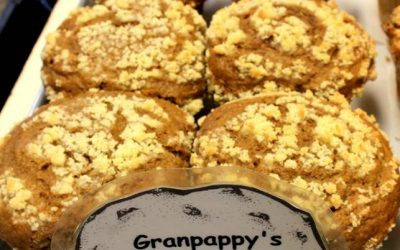 Granpappy's Ginger Snaps